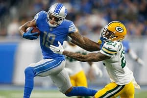 Matt Savoca's NFL DFS and NFL Daily Fantasy Football Matchups Column breaks down the Lions vs. Falcons for lineups on DraftKings & FanDuel.