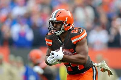 Awesemo brings you the best NFL fantasy PrizePicks prop futures predictions & expert picks for the 2021 NFL season, including Nick Chubb.