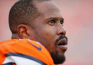 Von Miller's quote about playing against a depleted Cleveland Browns team this Thursday is going crazy viral all over the web