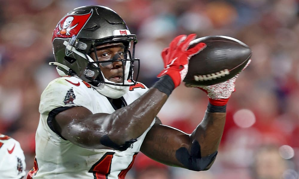 At the end of the thrilling Buccaneers-Cowboys game on Thursday, fans were convinced that receiver Chris Godwin got away with a crucial offensive pass interference