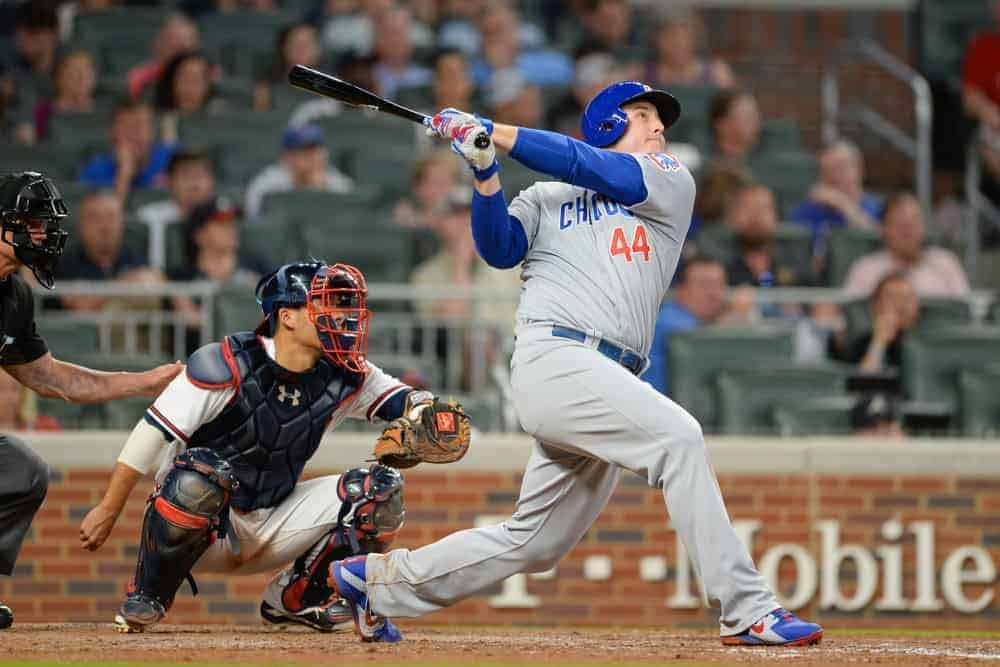 Our Awesemo experts break down the MLB Wild Card DFS slate, and give their favorite MLB DFS picks | DraftKings + FanDuel | Anthony Rizzo