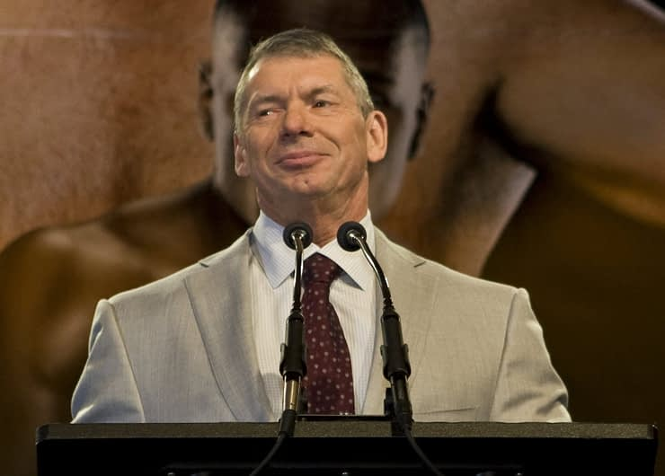 Vince McMahon is the most fascinating human specimen. That exact sentence has been said more times than Austin 3:16 with endearing inflection