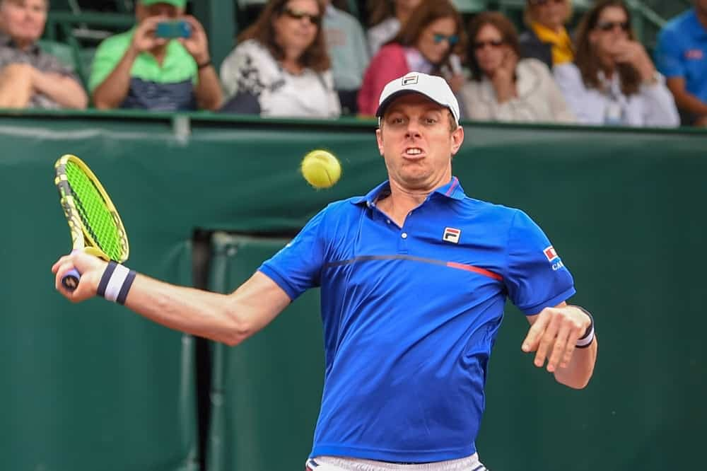 Awesemo's expert Tennis DFS picks today & projections for 2021 Atlanta Open DraftKings lineups with Sam Querrey | 7/26/21