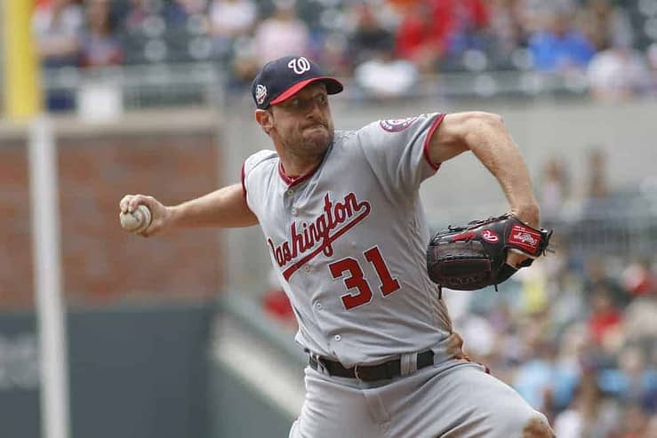 MLB Twitter has erupted after it was reported that the San Diego Padres were acquiring Nationals ace Max Scherzer in a blockbuster deal