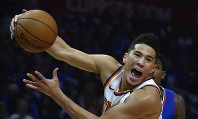 NBA DraftKings Lineup Picks DFS daily fantasy basketball Top 5 Rankings tonight Thursday June 24 2021 with Devin Booker based on expert projections and ownership
