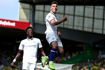 FanDUel EPL DFS Picks cheat sheet for English premier LEague daily fantasy soccer lineups on Saturday May 8 with Mason Mount