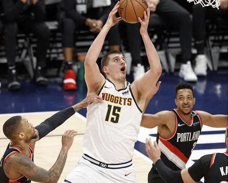 NBA DFS picks for DraftKings and FanDuel NBA Daily Fantasy basketball lineups on Friday, January 22, 2021, based on Adam Scherer's expert data and analysis for the NBA Deep Dive and ownership projections Nikola Jokic