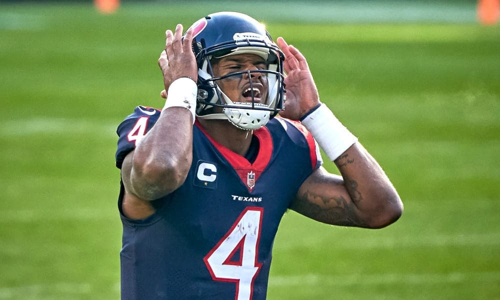 According to Houston attorney Tony Buzbee, the FBI has been checking in on the sexual assault allegations centered around Texans QB Deshaun Watson
