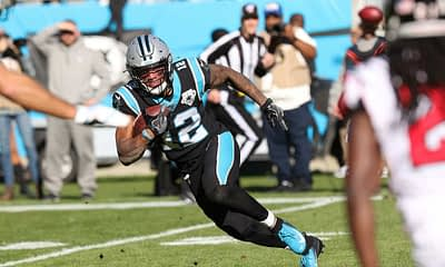 NFL DFS Matchups column: Washington at Panthers, looks at D.J. Moore and Derrius Guice for Week 13 fantasy football, DraftKings, FanDuel