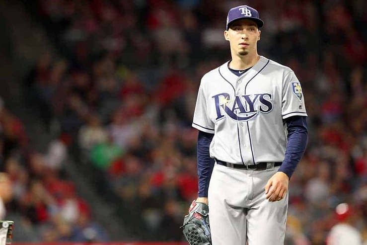 FREE DraftKings Cheat Sheet MLB DFS Picks for World Series Game 6 Dodgers vs. Rays Showdown Lineups | Blake Snell + Austin Meadows