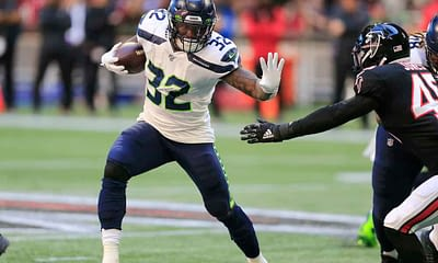 Week 12 Monday Night Football Prop bets NFL Picks Eagles Seahawks Betting Picks DraftKings FanDuel Daily Fantasy Football Advice