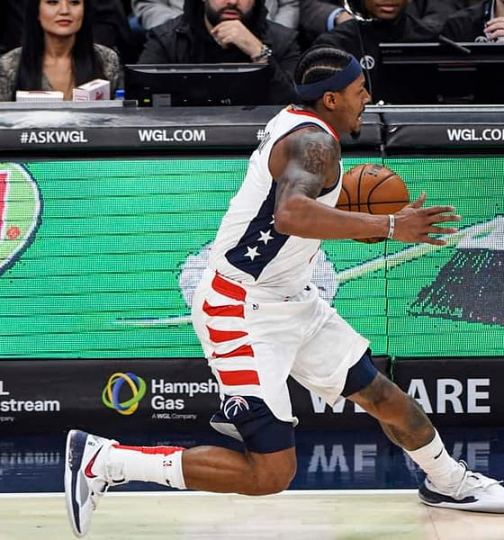 EMac gives his favorite NBA DFS picks for Yahoo + DraftKings + FanDuel daily fantasy basketball lineups including Bradley Beal Tuesday 1/26