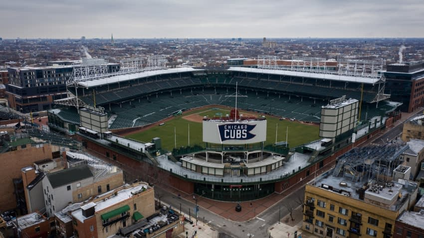 The Chicago Cubs are adding a sportsbook at Wrigley field so that their fans can gamble on baseball games. Cubs annonced partnership with DK.