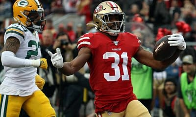 Week 13 NFL DFS Picks Monday Night FOotball DraftKings Leverage Plays ownership projections expert NFL Best Bets Betting Picks Monday Night Football Bills 49ers