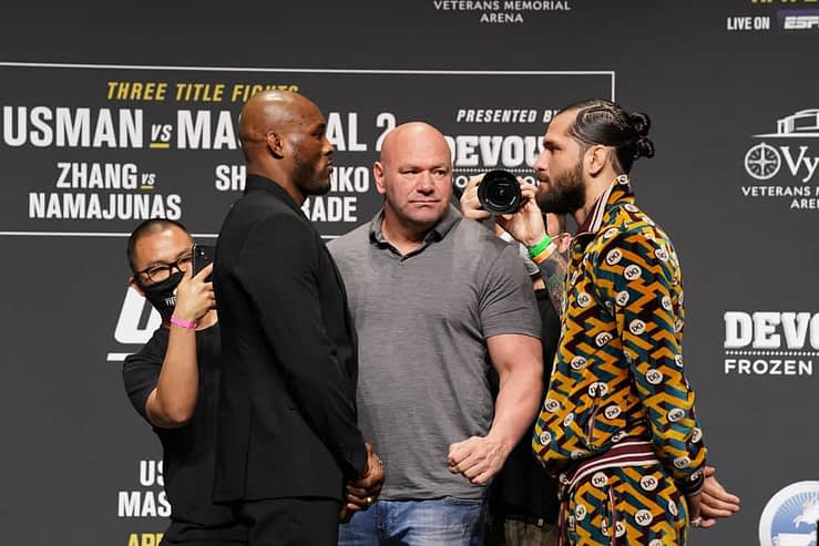 DraftKings & FanDuel UFC DFS MMA picks, projections, ownership, predictions and fight analysis for UFC 261 Usman vs. Masvidal 2 on Saturday
