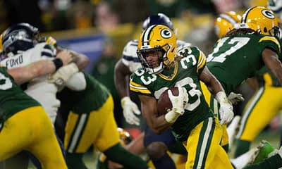 Ben Rasa's bet of the day features and NFL Picks + NFL Odds from the Packers vs Falcons NFL Monday Night Football matchup on 10/5