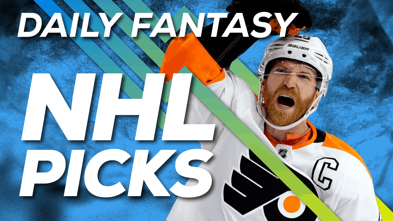 Jake Hari breaks downs NHL DFS Strategy for tonight's slate on DraftKings and FanDuel, Claude Giroux & more.