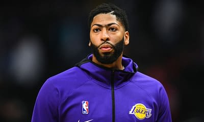 NBA DFS Picks and strategy for DraftKings and FanDuel daily fantasy basketball lineups Anthony Davis Lakers Expert Projections, simulations and ownership