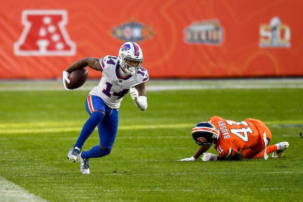 DraftKings Cheat Sheet + NFL DFS Picks for Conference Championship Sunday Night Football DraftKings Showdown | Awesemo Expert Projections