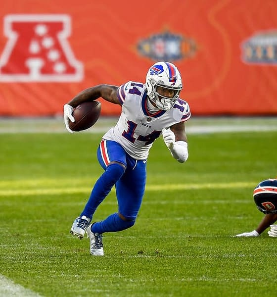 NFL DFS Picks DraftKings and fanduel daily fantasy football Divisional Round Playoffs Bills, Stefon Diggs Packers Rams