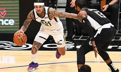 NBA FanDuel Lineup Picks daily fantasy basketball Top 5 DFS rankings tonight Wednesday June 16 2021 with Jordan Clarkson based on Josh Engleman's expert projections ownership and simulations