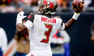 Chris Spags has you covered with some FREE NFL DFS picks for the Week 16 Saturday NFL slate on DraftKings and FanDuel. Jameis Winston +