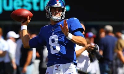 EMac breaks down Week 7 Thursday Night Football with NFL DFS picks for DraftKings + FanDuel | Giants at Eagles, NFL daily fantasy football.