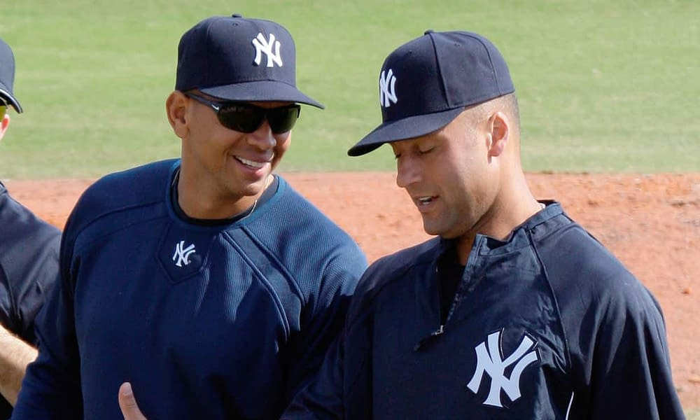 Alex Rodriguez took to social media to share a message to Derek Jeter ahead of his highly anticipated Hall of Fame induction ceremony on Wednesday