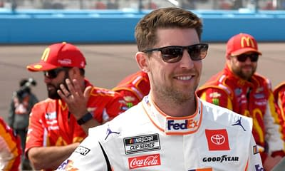 Breaking down this week's outright favorites, top 10s, parlays, and NASCAR best bets for the Hollywood Casino 400 at Kansas on BetMGM