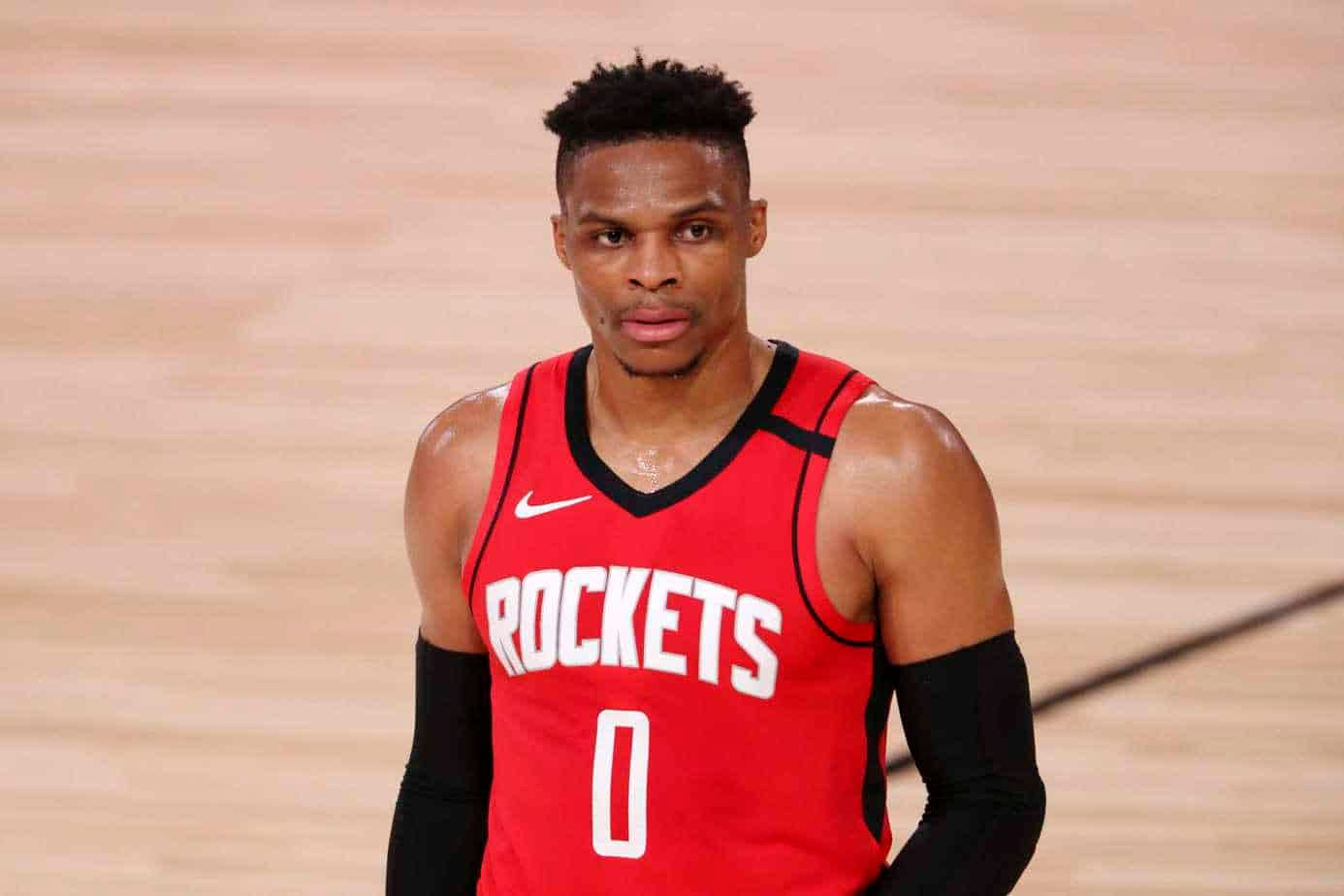 Russell Westbrook is on the trade block