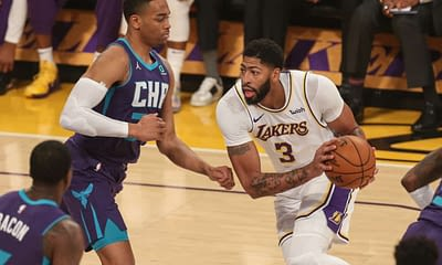 EMac gives his favorite NBA DFS picks for Yahoo, DraftKings + FanDuel daily fantasy basketball lineups, including Anthony Davis | 5/9/21