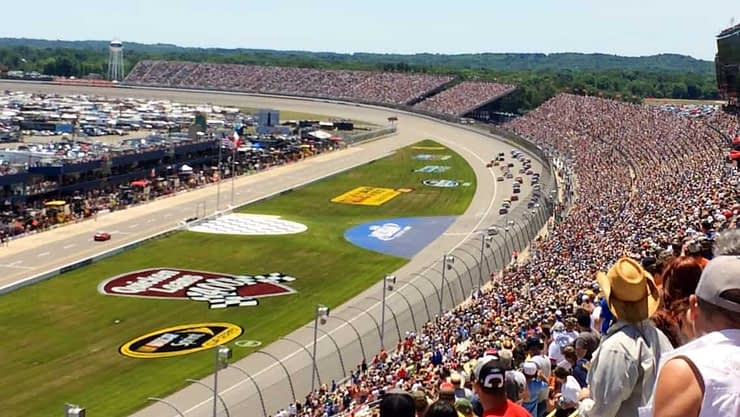 Michigan Weekend NASCAR DFS Preview for DraftKings and FanDuel