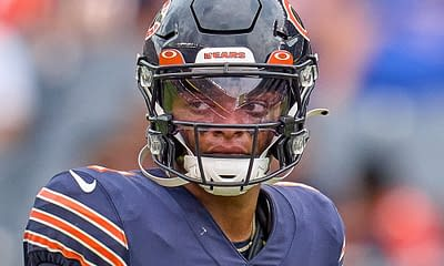 Chicago Bears quarterback Justin Fields didn't take too kindly to his team being compared to Michigan with the Packers rivalry game looming