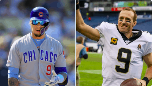 Chicago Cubs shortstop Javier Baez took to Instagram to reveal that former Saints QB Drew Brees sent him a classy gift for 'inspiring' his son