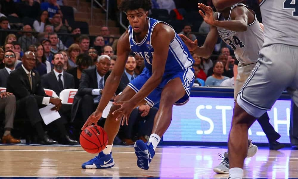 Austyn gives out his top College Basketball CBB DFS picks for DraftKings + FanDuel on Monday, March 2nd (3-2-20), including Vernon Carey.