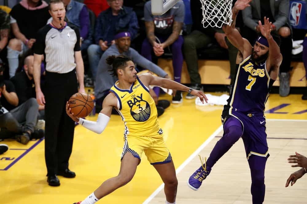 Alex Hunter breaks down the NBA contests on Jock MKT NBA for Thursday and gives you his top NBA DFS picks and fantasy basketball advice.