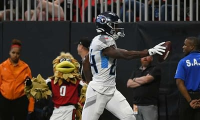 Titans WR Corey Davis on Thursday Night Football NFL