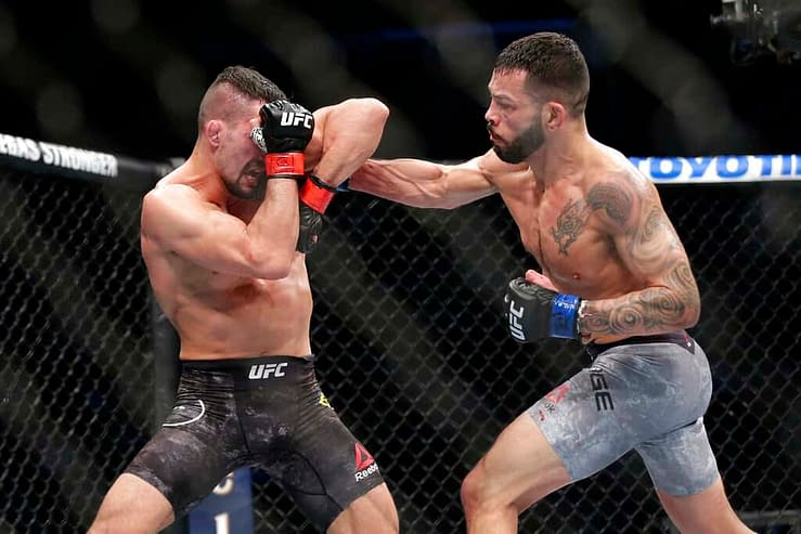 MMA DFS DraftKings + FanDuel Picks for UFC Vegas 29: Korean Zombie vs. Ige Awesemo's experts go Live Before Lock on Saturday, June 19.