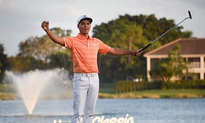 PGA Betting Breakdown: Ben Rasa analyzes the PGA odds and gives his favorite PGA picks for the 2020 Shriners Open, including Rickie Fowler.