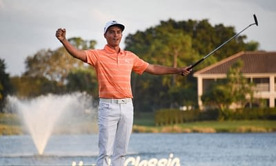 Fantasy Golf Picks for AT&T Pebble Beach DraftKings and FanDuel DFS lineups with Rickie Fowler and other contrarian GPP plays