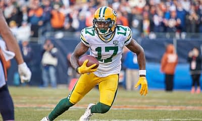 DraftKings cheatsheet: Week 5 NFL DFS picks featuring some of Alex 'Awesemo' Baker's top projections + plays, including Davante Adams