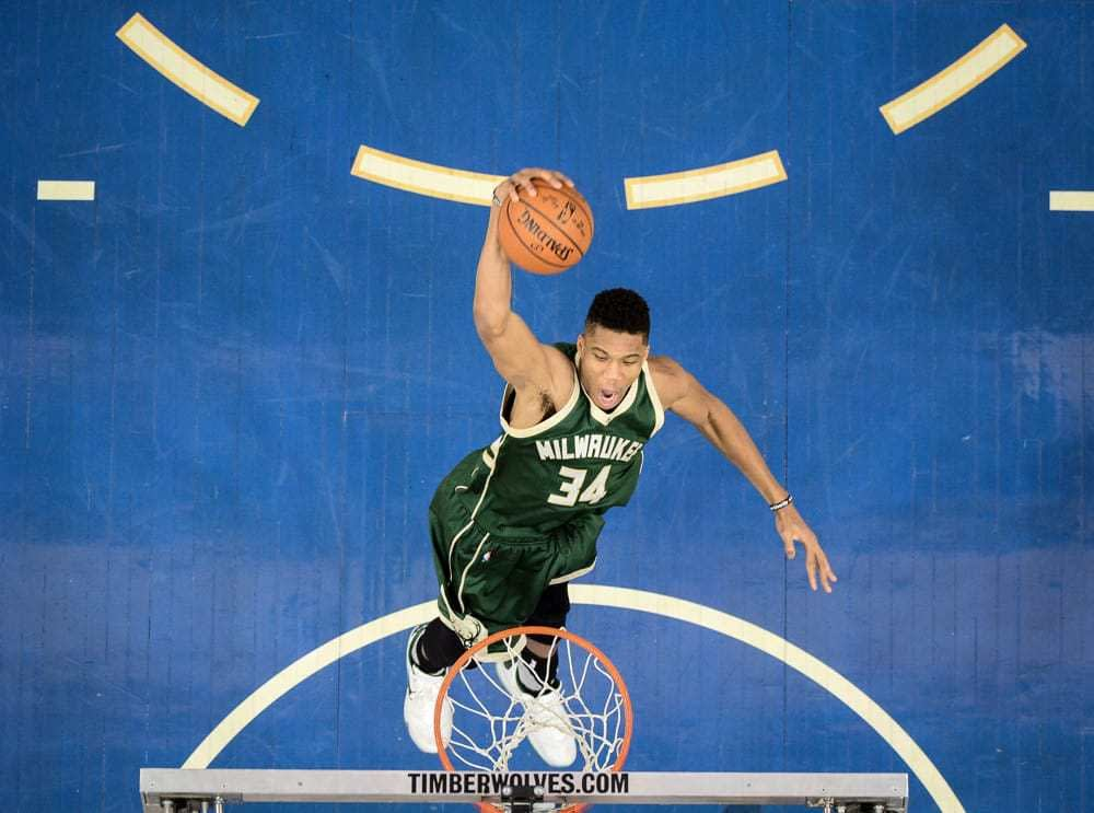 NBA DFS picks: Eric Lindquist breaks down his favorite plays for Friday's slate on DraftKings + FanDuel, including Giannis Antetokounmpo | 9/4