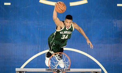 Awesemo brings the 2/21/21 NBA DraftKings Picks cheat sheet for daily fantasy basketball lineups on Feb. 21, including Giannis Antetokounmpo.