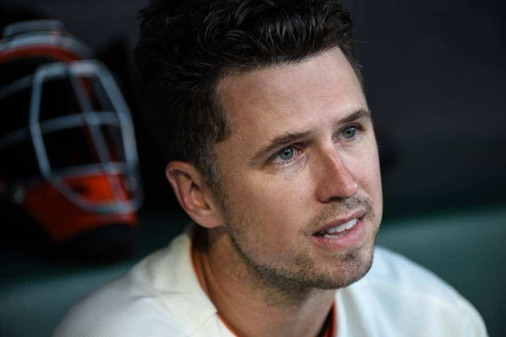 MLB DFS picks for DraftKings + FanDuel daily fantasy baseball contests like Buster Posey on Awesemo's Deeper Dive Show on 6/8/21.