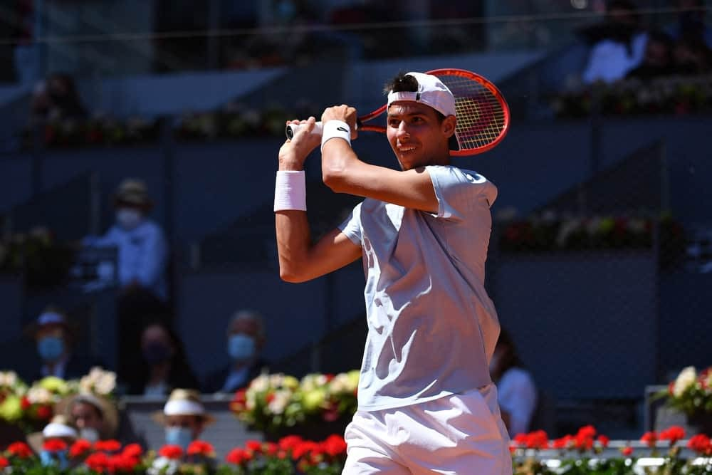 DraftKings Tennis DFS picks for 2021 Mercedes Cup today Wednesday June 9 with Alexei Popyrin based on expert projections
