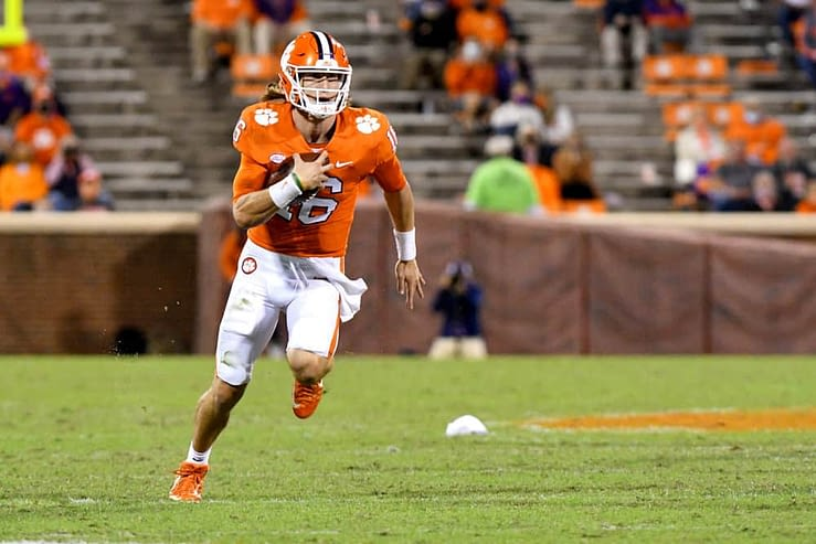 Matt Gajewski breaks down the top quarterbacks in the 2021 NFL Draft with players like Trevor Lawrence getting drafted in the first round.