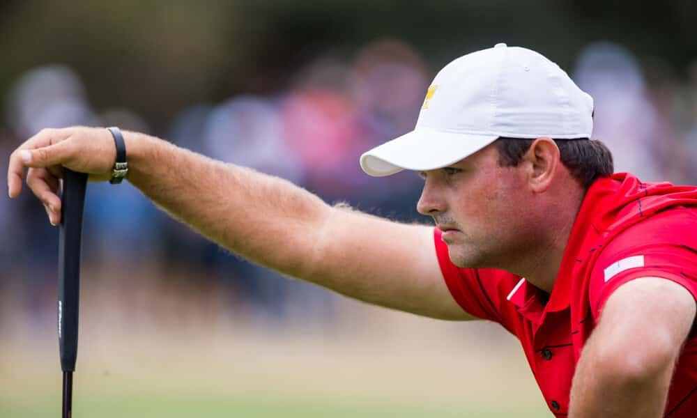 PGA villain Patrick Reed took to social media to make his feelings about being left off Steve Stricker's Ryder Cup team known