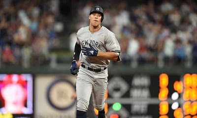 MLB DFS FanDuel daily fantasy baseball picks lineup cheat sheet and projections for April 17 with Aaron Judge