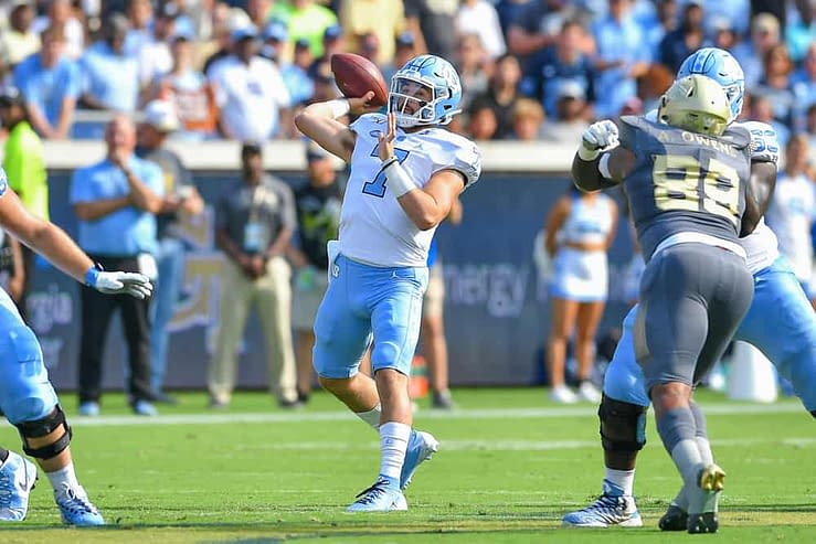 CFB DFS Picks for DraftKings and FanDuel. Week 7 college football daily fantasy strategy show with Awesemo's FREE expert projections 10/16