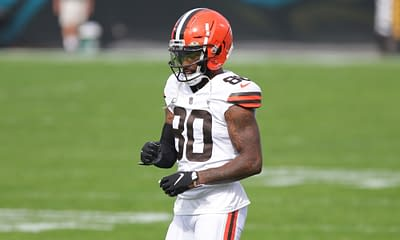 2021 NFL Player Props odds best betting picks receiving yards TDs